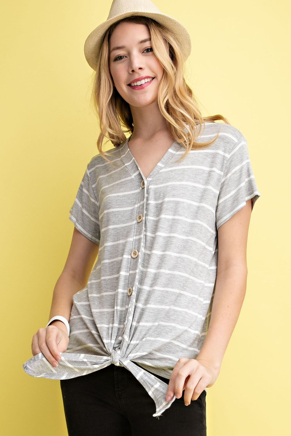 The Grace Knit Top - Comfy and Chic Boutique