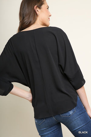 The Madison Blouse - Comfy and Chic Boutique