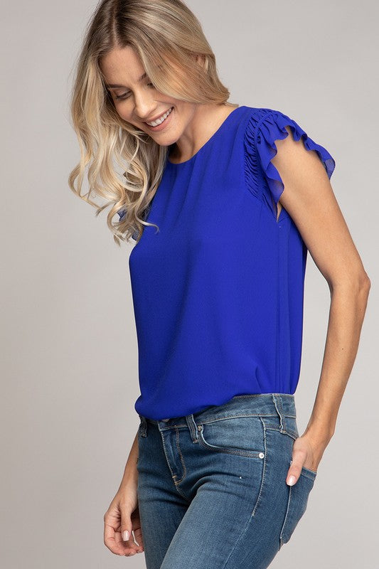 The Jenny Top - Comfy and Chic Boutique