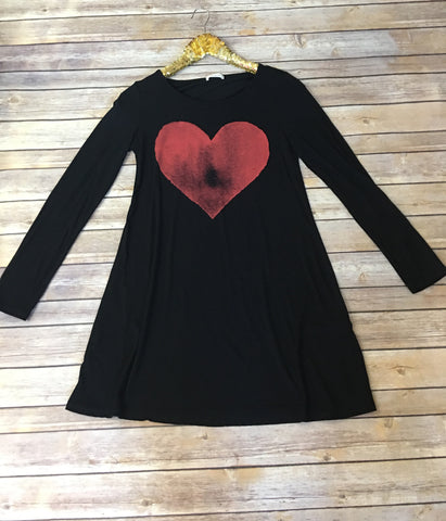 The Hearts tunic - Comfy and Chic Boutique