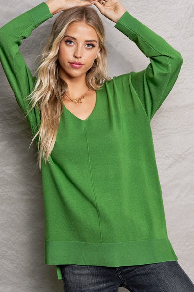 The Carrie Sweater - Comfy and Chic Boutique