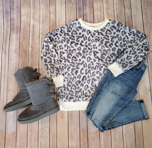 The Leopard Print Top