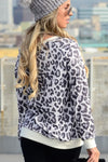 The Leopard Print Top - Comfy and Chic Boutique