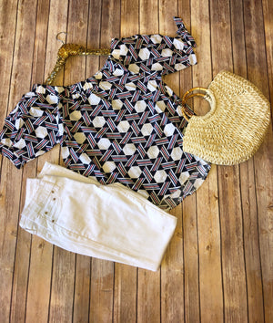 Off-the-Shoulder Top - Comfy and Chic Boutique