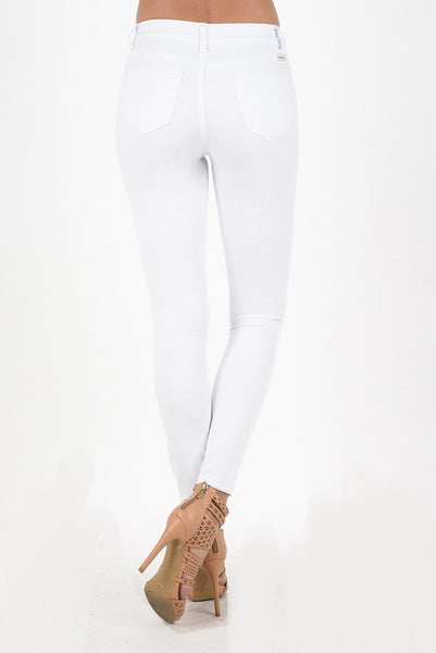 The White Skinny Jeans - Comfy and Chic Boutique
