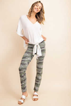 Camouflage Leggings - Comfy and Chic Boutique