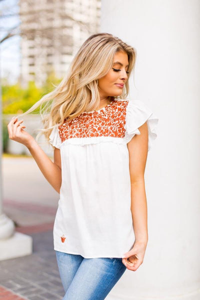 The Austin Top - Comfy and Chic Boutique