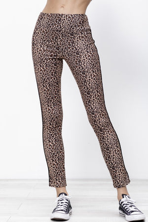 Leopard Leggings - Comfy and Chic Boutique