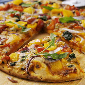 Pizza (vegetarian)