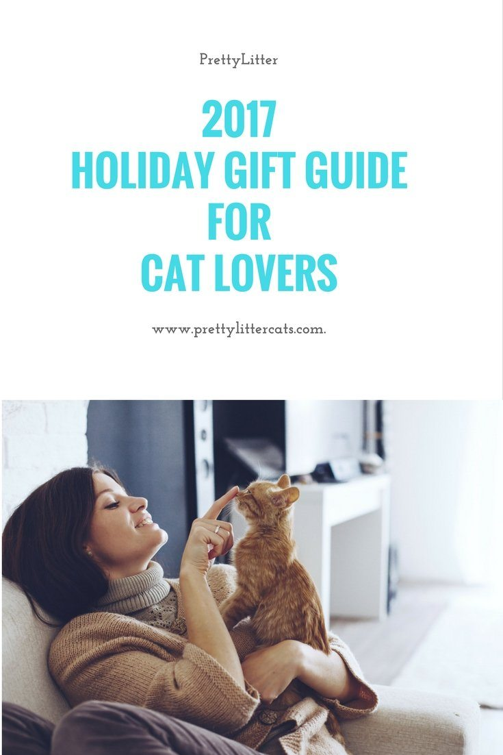 2017 Gift Guide For Cat Lovers