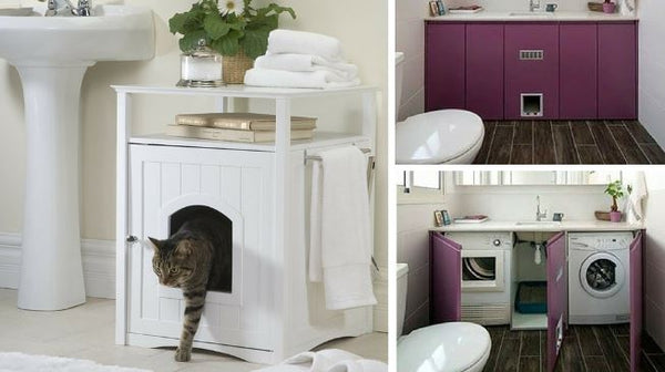 different versions of cat cabinet