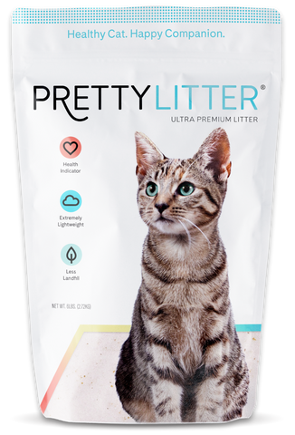 Try PrettyLitter today!