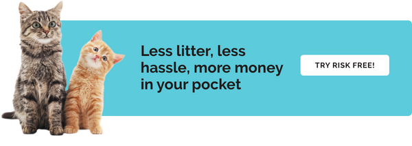 Try Pretty Litter risk free!