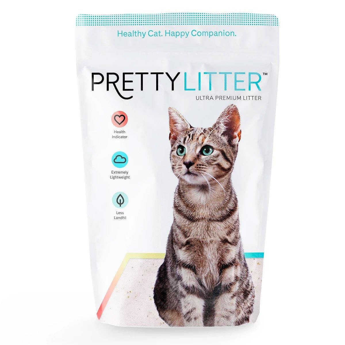 3 Months Supply of PrettyLitter for Two Cats