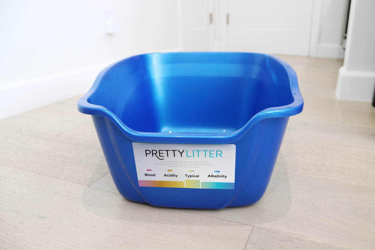 PrettyLitter Litter Box