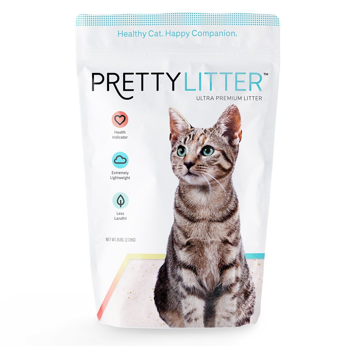 One Month of PrettyLitter Health Monitoring Cat Litter