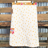 Vintage Mu'umu'u Skirt - Mod Dot - Medium