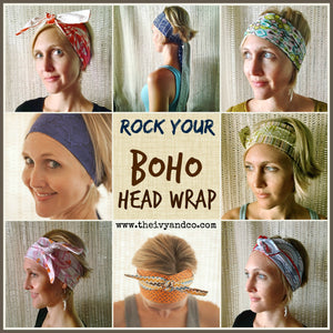 BOHO Wrap Monthly Subscription