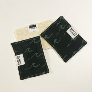 Eco-Cloth - Ink Wave - Made to Order