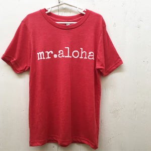 mr. aloha - YOUTH T-Shirt