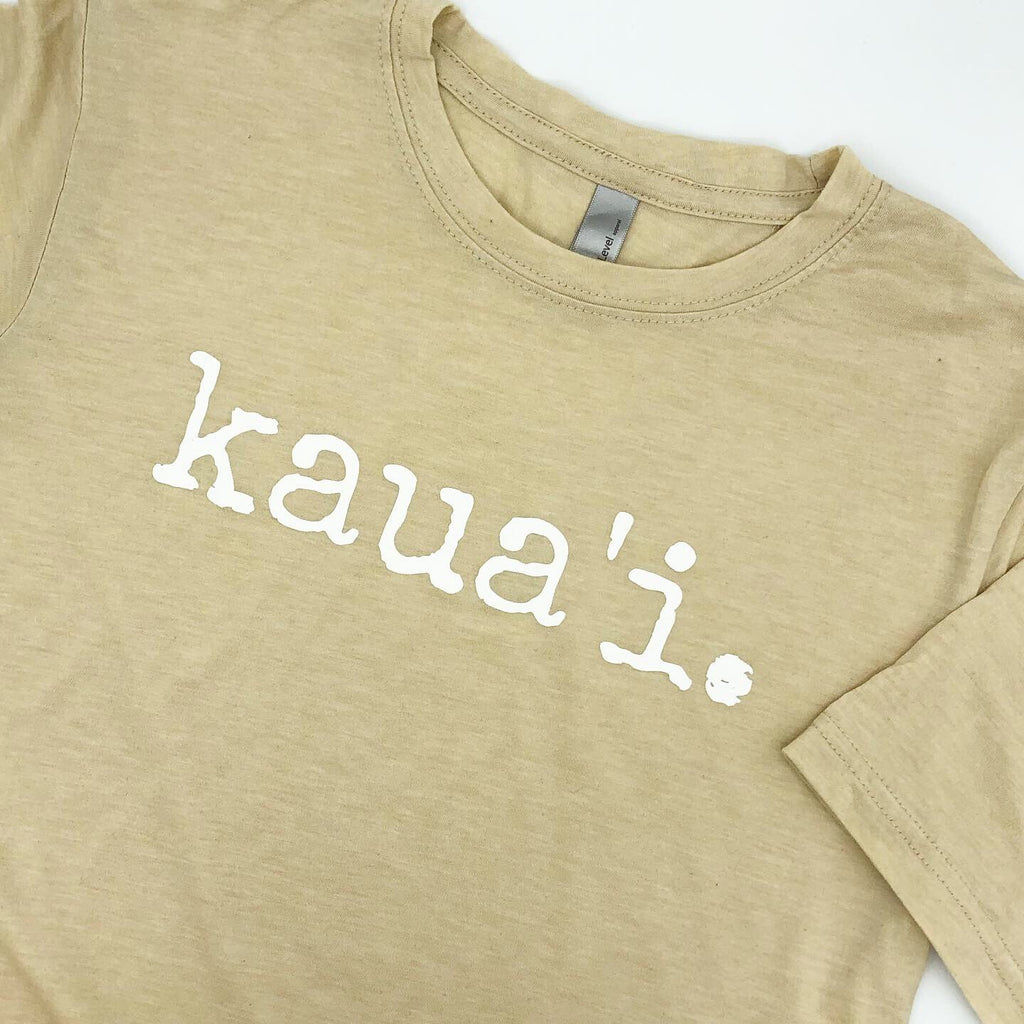 kaua'i. T-Shirt - Unisex ADULT Sizes - 3 colors