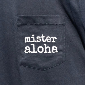 mister aloha Men's Pocket T-Shirt
