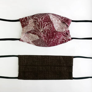 Face Mask - 100% Cotton Handmade on Kaua'i