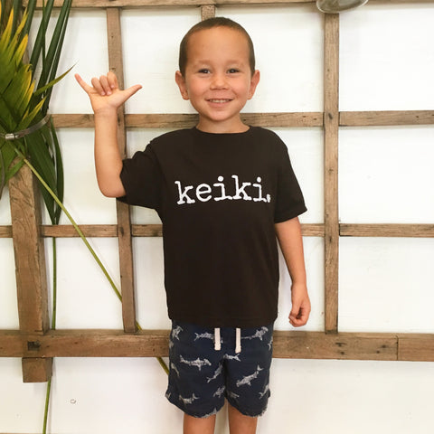 keiki. T-Shirt - TODDLER sizes - 2 Colors
