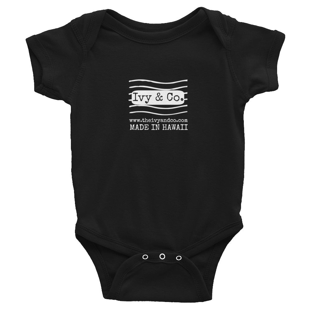 Ivy & Co - BABY Logo Onesie - various colors