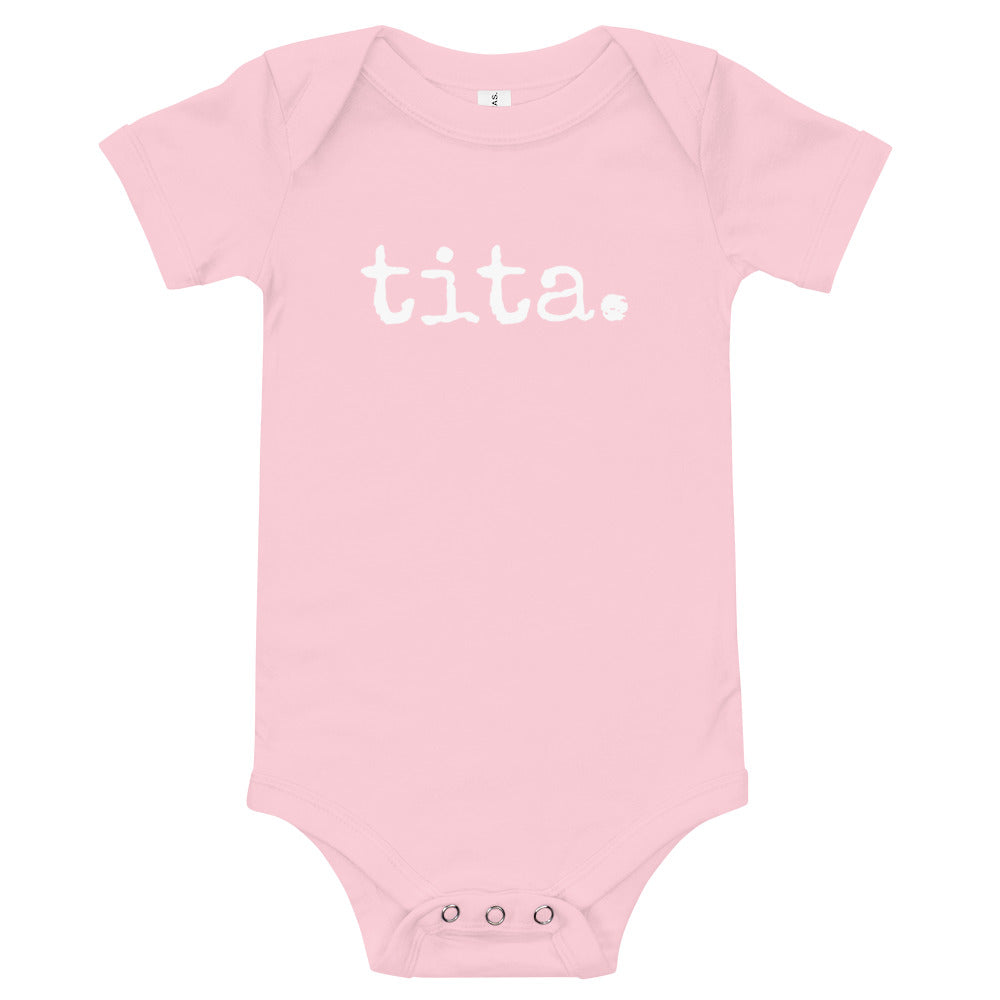 tita. - BABY Onesie - various colors