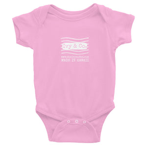 Ivy & Co - BABY Logo Onesie - Made To Order