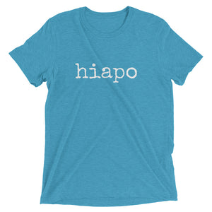 hiapo (oldest) - ADULT Unisex T-shirt - Made to Order