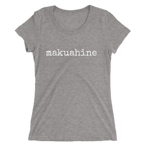 makuahine (mother) - Ladies' T-shirt - various colors