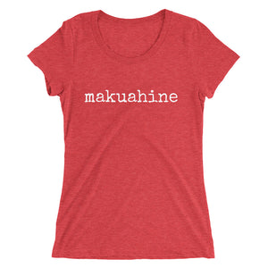 makuahine (mother) - Ladies' T-shirt - Made To Order