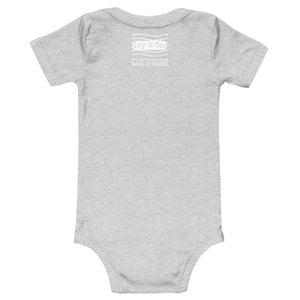 mister aloha - BABY onesie - Made to Order