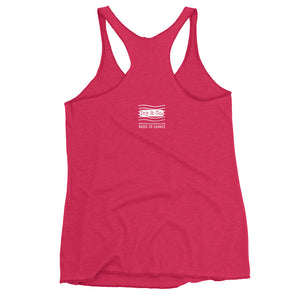 wahine. Women's Racerback Tank - Made To Order
