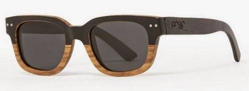 Proof Pledge Zebra Transition Wood Sunglasses - Proof India