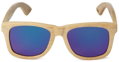 Proof Ontario Maple Kush Wood wayfarer Sunglasses - Proof India