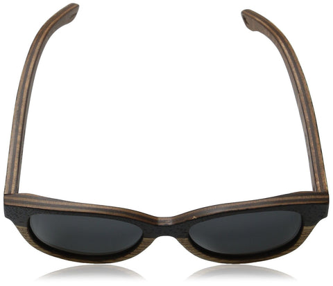Proof Cascade Zebra Transition Wood Sunglasses - Proof India
