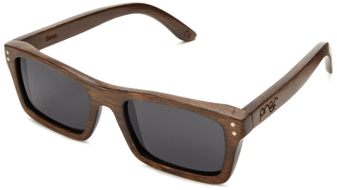 Proof Boise Stained Wood Rectangular Sunglasses - Proof India