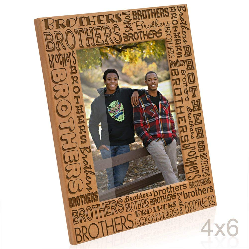 Kate Posh - Brothers Picture Frame (4x6 Vertical)