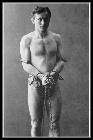 Harry Houdini Poster #3