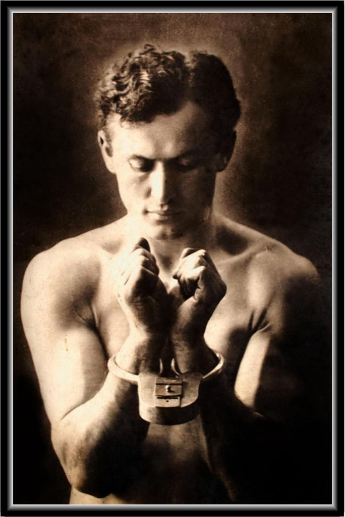 Harry Houdini Poster #13