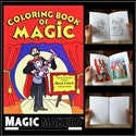 Coloring Book of Magic Large