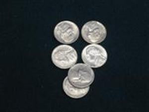 Double Sided Coins Nickels Heads