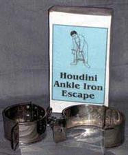 Houdini Ankle iron Escape