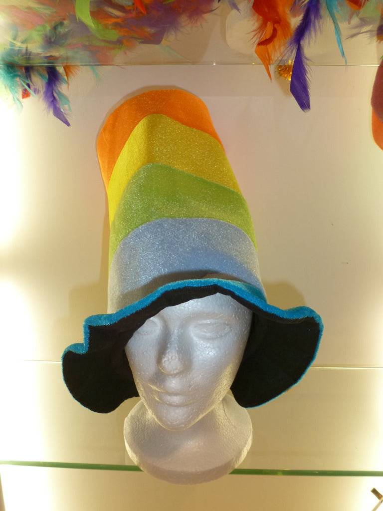 Rainbow Connection Hat
