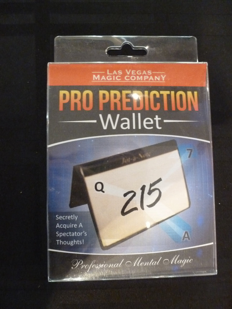 Pro Prediction Wallet