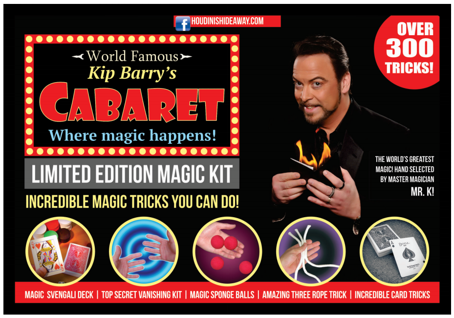 Limited Edition Deluxe Magic Kit
