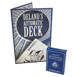 The Automatic Deck Blue